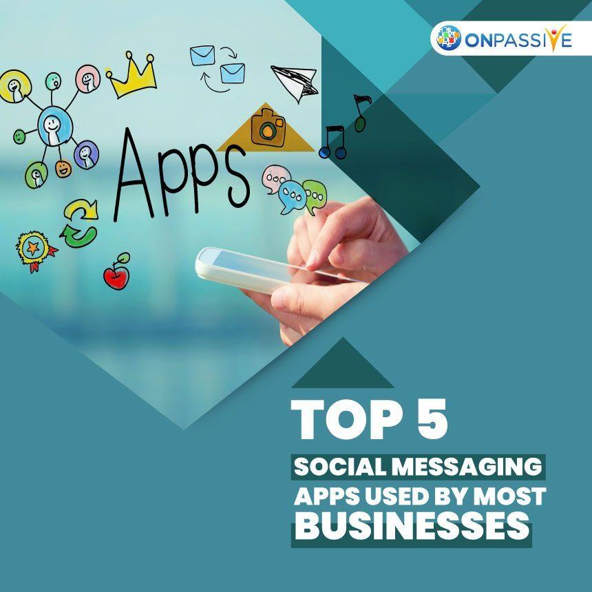 Popular Social Messaging Apps
