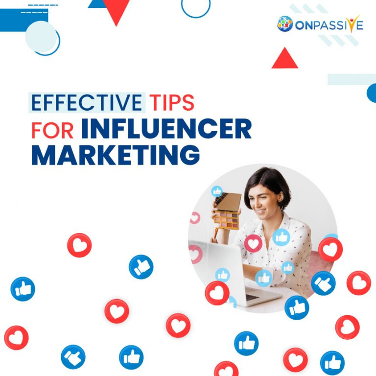 Influencer Marketing - ONPASSIVE