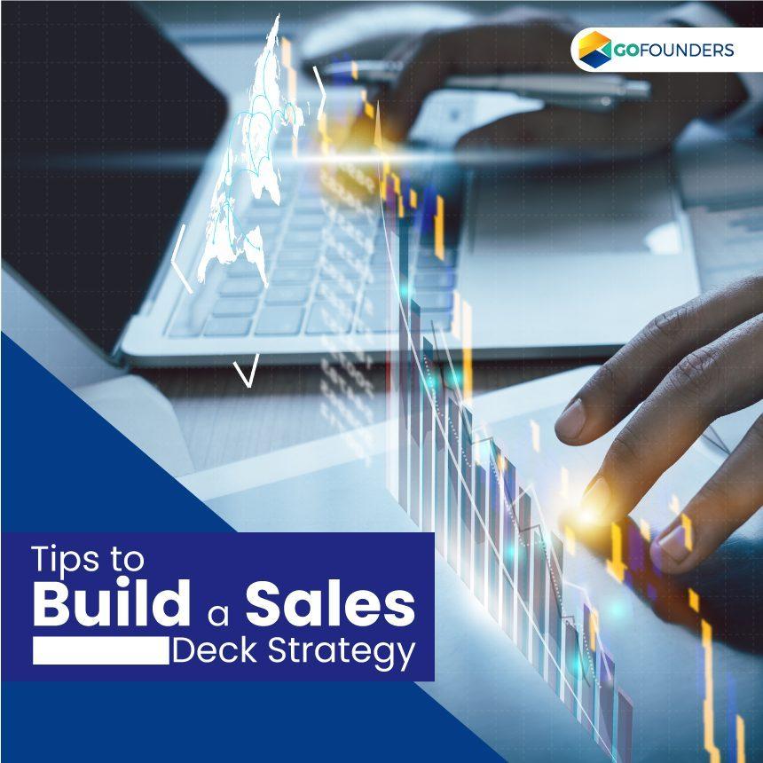 sales strategy deck