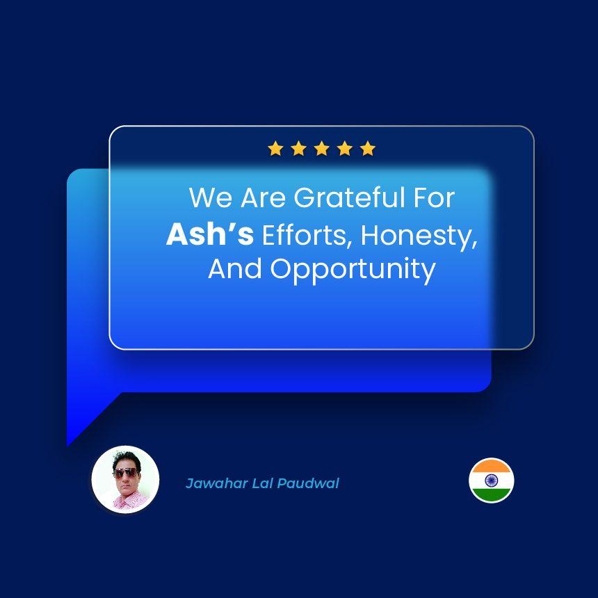 Jawahar Lal Paudwal - ONPASSIVE