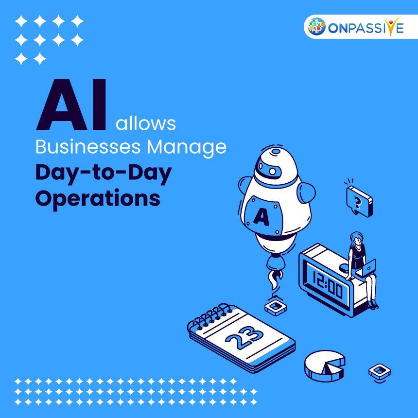 AI for productivity - ONPASSIVE