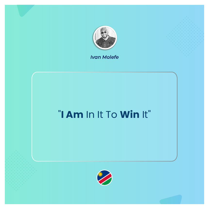 I Am In It To Win It