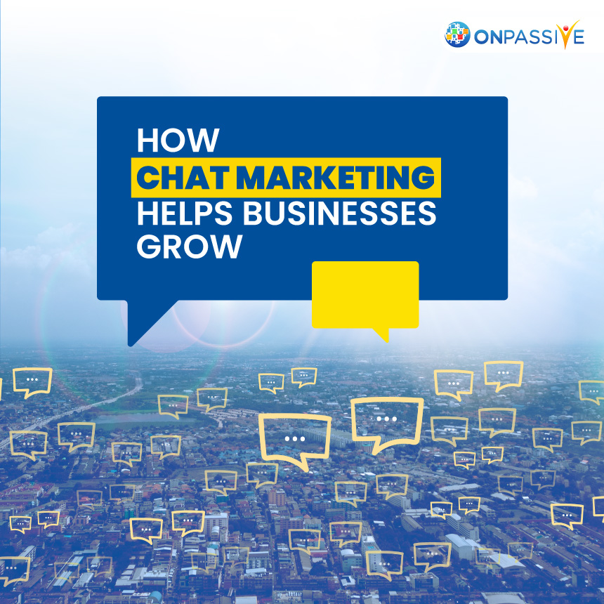 chat marketing